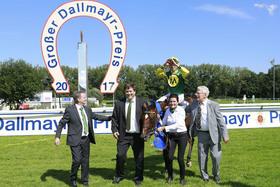 Großer Dallmayr Preis – Bay. Zuchtrennen (Gr. I)