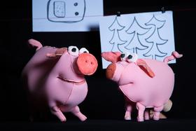 Piggeldy & Frederick / 5+