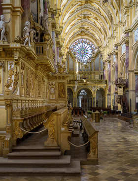 Bild: Orgelwettbewerb 2. Runde/ Teil 1b