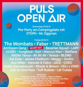 Bild: PULS Open Air 2018 - Tagesticket Freitag