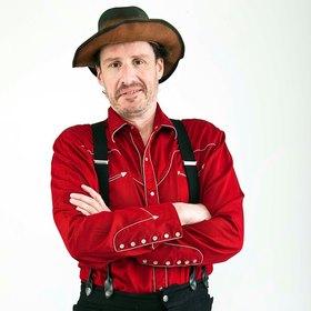Bild: Dietrich Faber präsentiert: Manni Kreutzer LIVE - Das Manni-Fest - Country-Folk-Comedy Hits in Concert