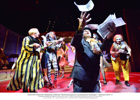 Bild: Doctor Faustus - Magical Circus