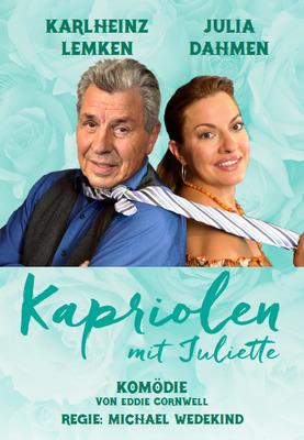 Bild: Kapriolen mit Juliette - Julia Dahmen und Karlheinz Lemken