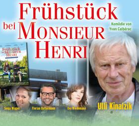 Bild: Frühstück bei Monsieur Henri - Gastspiel der Komödie am Altstadtmarkt