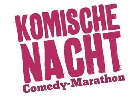 DIE KOMISCHE NACHT - Der Comedy-Marathon in Braunschweig