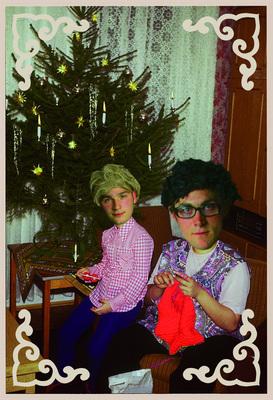 Zärtlichkeiten mit Freunden - Weihnachtsfeier 2018