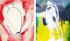 Bild: Wegzehrung - Ausstellung mit Werken von Daniel Artner und Annekathrin Kemper