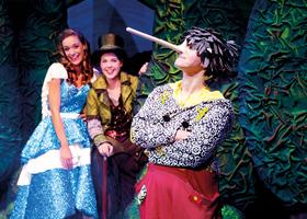 Bild: Pinocchio - Das Musical