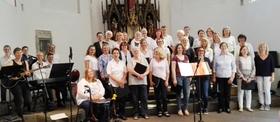 Bild: Gute Laune - Doppelkonzert mit dem Spontanchor Brauweiler