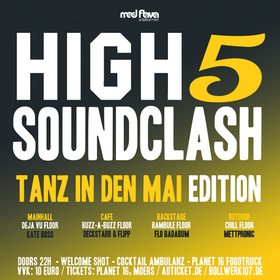Bild: High5 Soundclash - Tanz in den Mai