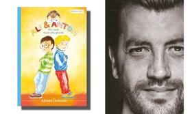 Bild: Literatur Herbst Rhein-Erft: Ali und Anton Wir sind alle gleich! - Eine Lesung für Kinder und Eltern mit Ahmet Özdemir