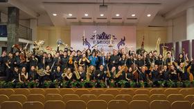 Bild: Eröffnungskonzert Ehinger Musiksommer - Dt.-chin. Abend mit der Music Middle School Shanghai