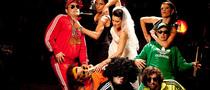 Bild: The Legendary Ghetto Dance Band - No Humba! No Täterä!