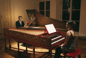Bild: Recital für 2 Cembali - Werke aus Barock & Frühklassik