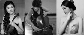 Bild: Londoner Musiker-Trio