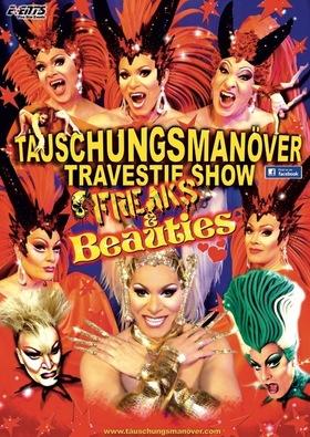Bild: Ladies Night - Eine Revue zum Internationalen Frauentag - mit den TravestieStars aus