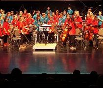 Bild: Musik ist Klasse - Instrumentalklassen der Hennigsdorfer Grundschulen