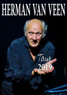 Bild: Herman van Veen - Tour 2019