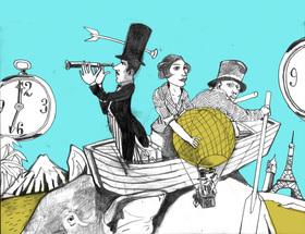 Bild: In 80 Tagen um die Welt - Schauspiel nach dem Romanklassiker von Jules Verne