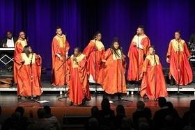 Bild: The Golden Voices of Gospel - Weihnachtliches Gospelkonzert