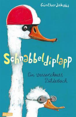 Bild: Gemeinsam in der Bibliothek - Schnabbeldiplapp - Vorlesen & Basteln für Kinder von 3 bis 4 Jahren in Begleitung