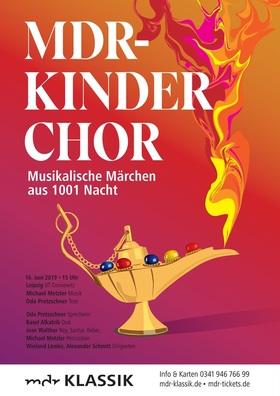 """Musikalische Märchen aus """"1001 Nacht"""""""