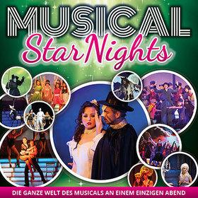 Bild: BEST OF MUSICAL STARNIGHTS - Die ganze Welt des Musicals an einem Abend!