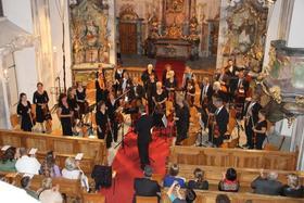 Bild: Serenadenkonzert der Meersburger Sommerakademie