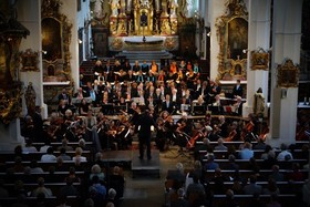 Bild: Antonín Dvorák: Requiem