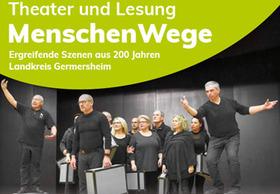 Bild: Kommen- Gehen-Bleiben! Szenische Lesung - Kommen-Gehen-Bleiben! 200 Jahre Landkreis Germersheim
