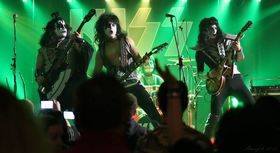 Bild: Kiss Revival Band - Support: F.altenrock