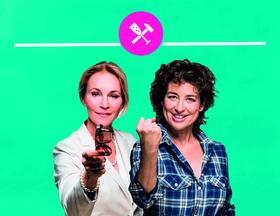 Hammerfrauen - Musical mit Caroline Beil, Isabel Varell u.a.