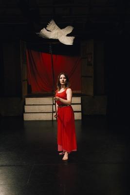 Bild: Lysistrata (Aristophanes) - Komödie von Aristophanes (Übers. S.Dörffeldt) Theaterstück