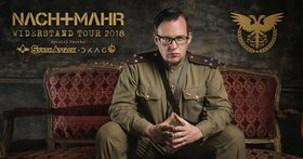 Nachtmahr - Widerstand Tour 2018