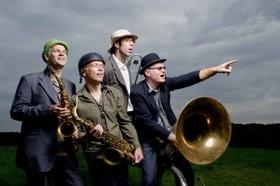 """Bild: Freie Klänge - Im Juni mit """"Talking Horns"""""""