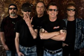 Bild: Phil Rudd Band (ex- AC/DC) - support: The Lateriser