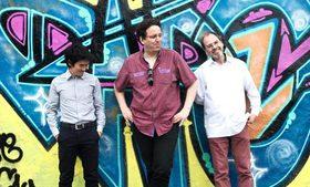 Bild: Mauri Pous Trio - GrooveLatinJazz aus Berlin