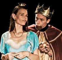 Bild: Der Froschkönig - Märchentheater für die ganze Familie (ab 4 Jahren)