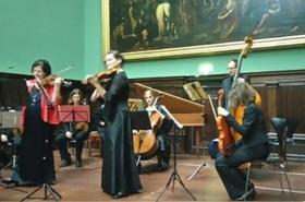 Bild: Bach-Violinkonzerte