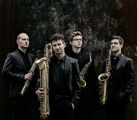Bild: Xenon Quartett - Saxophonquartett