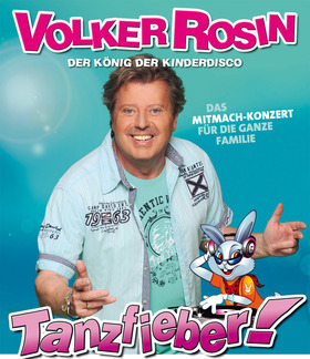 Volker Rosin - Tanzfieber