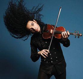 Bild: Nemanja Radulovic & Stuttgarter Philharmoniker