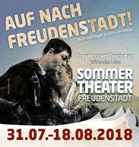 Bild: Auf nach Freudenstadt! - Sommertheater Freudenstadt