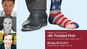Bild: Mr. President First - a.gon München