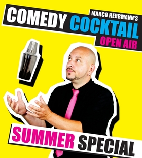 Bild: Marco Herrmann´s Comedy Cocktail - Summer Special - Open-Air