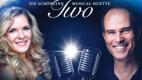 Bild: Thomas Borchert & Navina Heyne - It takes two - die schönsten Musicalduette