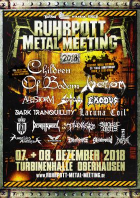 Bild: Ruhrpott Metal Meeting - Kombiticket Freitag & Samstag