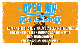 Bild: Open Air Altes Wasserwerk 2018