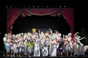 Bild: King Arthur - Anhaltisches Theater Dessau