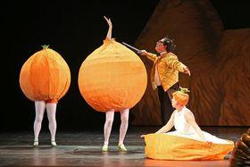 Bild: Die Liebe zu den drei Orangen
